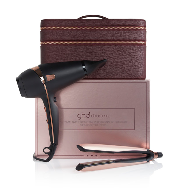 NEW ghd Royal Dynasty Collection – The Perfect Christmas Gift!