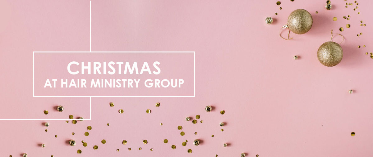 Christmas at Hair Ministry Group Homepage banner 2
