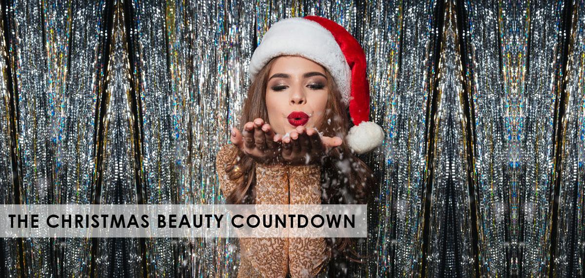 The Christmas Beauty Countdown banner inner