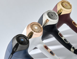 ghd Launch the anticipated Helios™ Hairdryer