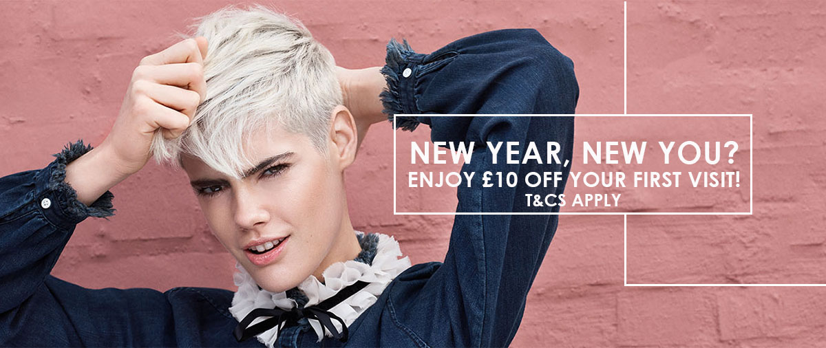 January hair and beauty offer, top salons Ipswich