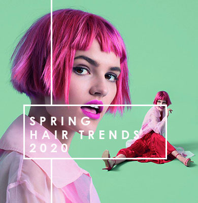 Spring Hair Trends 2020