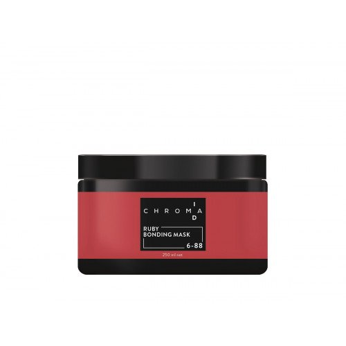 SCHWARZKOPF CHROMA ID COLOUR MASK -6.88 RED