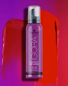 Schwarzkopf colour expert mousse in various colours (advise colour at check out)