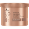 blonde me detox shampoo and treatment