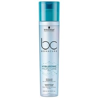 BC Bonacure Hyaluronic Moisture Kick Micellar Shampoo and conditioner set