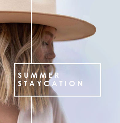 SUMMER STAYCATION featured