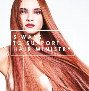 5 Ways To Support Hair Ministry Group