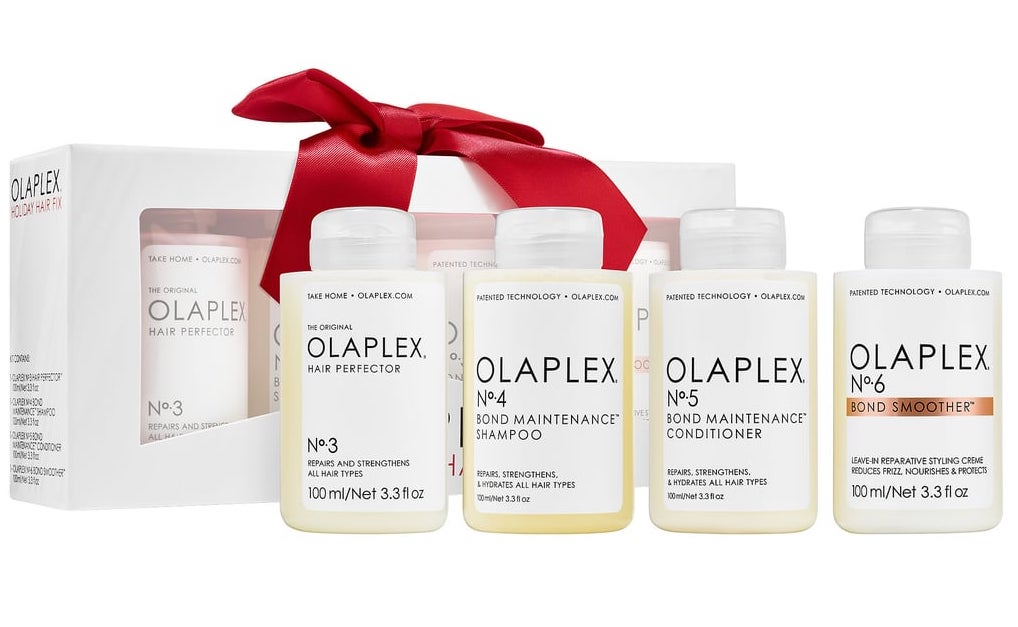 Olaplex Christmas Gift Sets Hair Ministry Group Salons in Ipswich 1