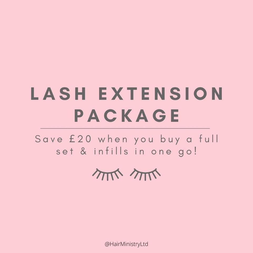 lash package