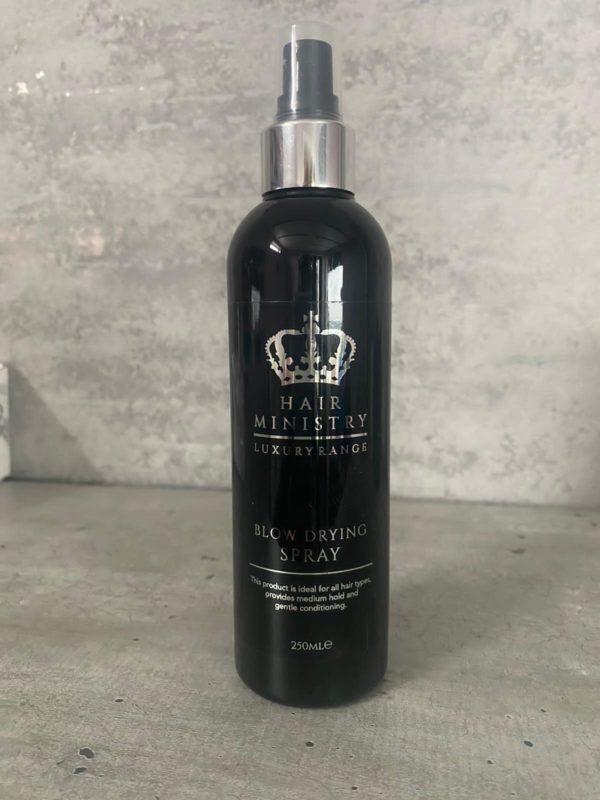 Hair Ministry Blowdry Spray