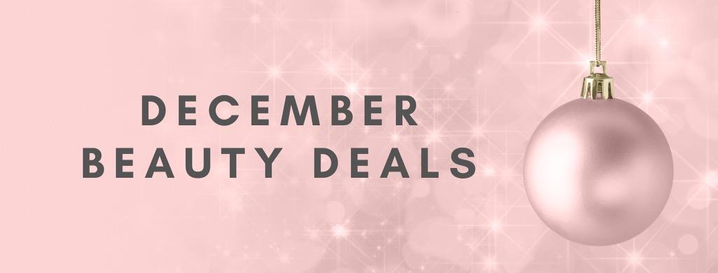 december beauty deals