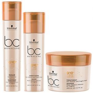 Q10 Hair care pack (mature brittle dry hair)