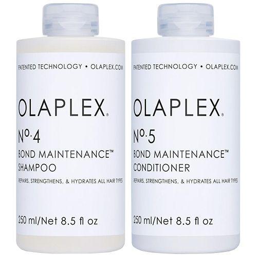Olaplex No 4 & 5 Shampoo and conditioner