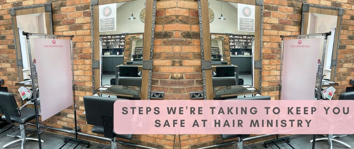 Top Ipswich hair & beauty salons, hair ministry