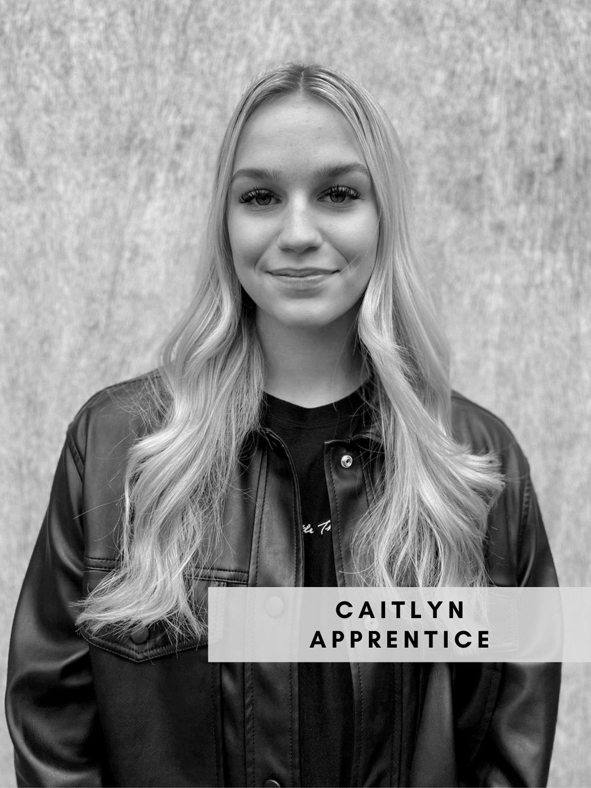 Caitlyn – Apprentice