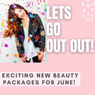 NEW Beauty Packages at Hair Ministry Salons Ipswich