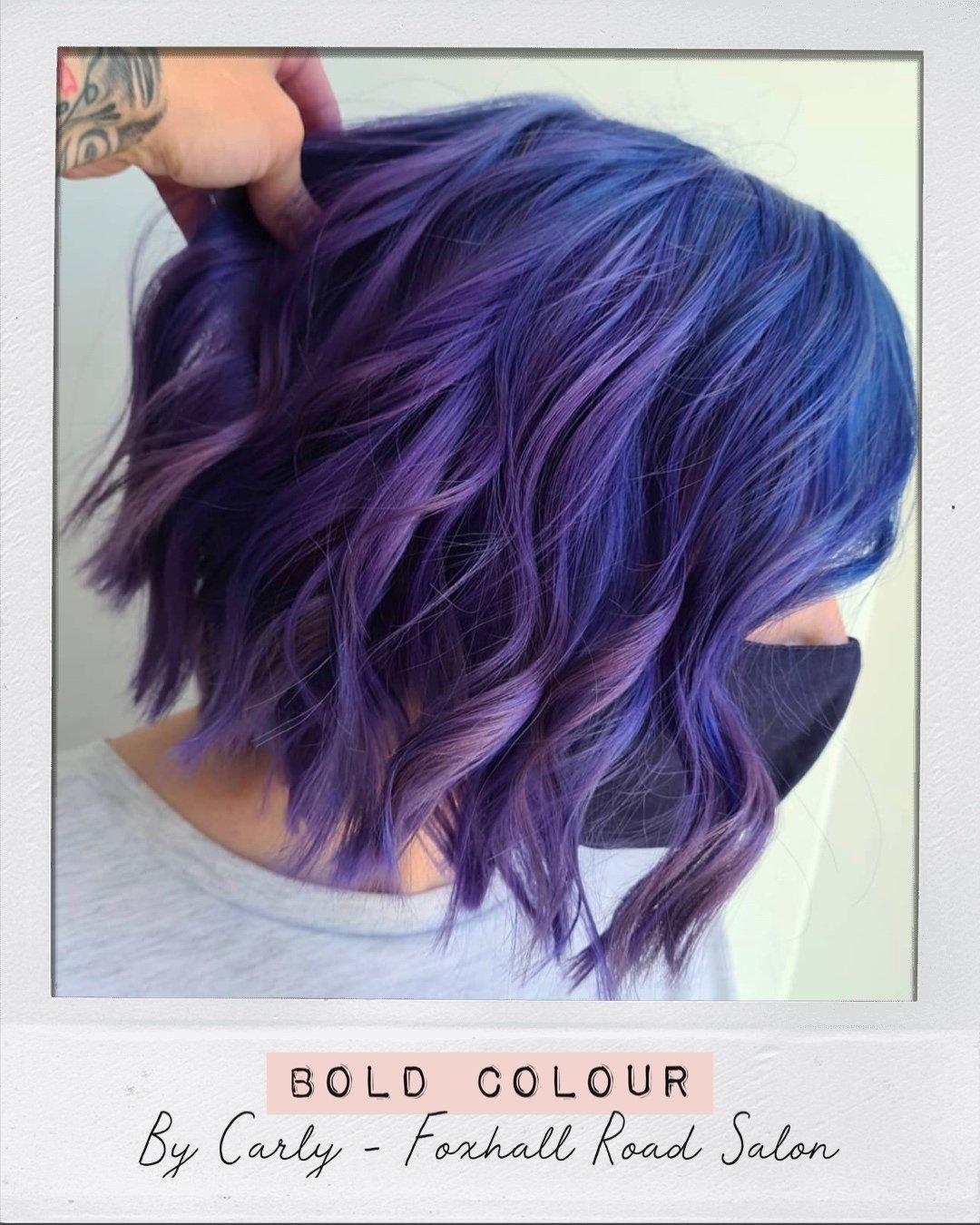 Bold Hair Colour Hair Ministry Ipswich