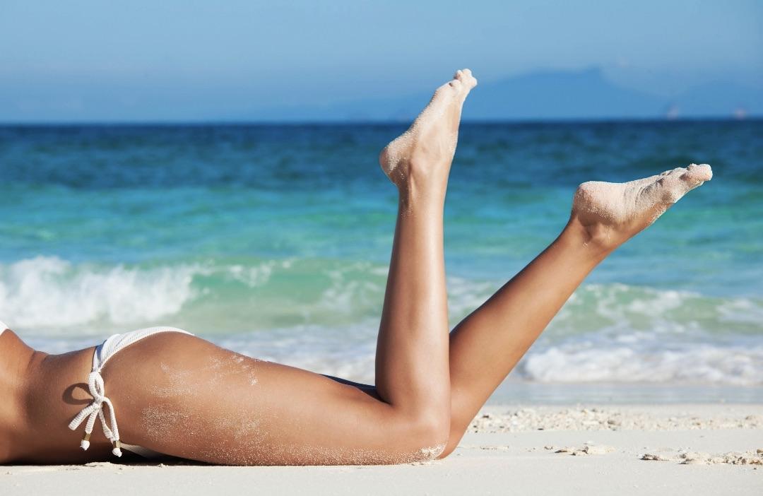 Hair Ministry Summer Treats Spray Tan
