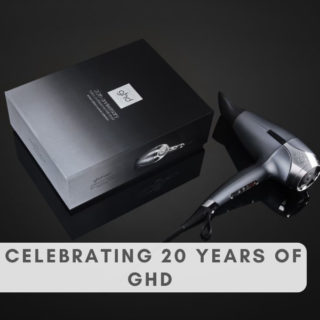 Celebrating 20 Years of GHD