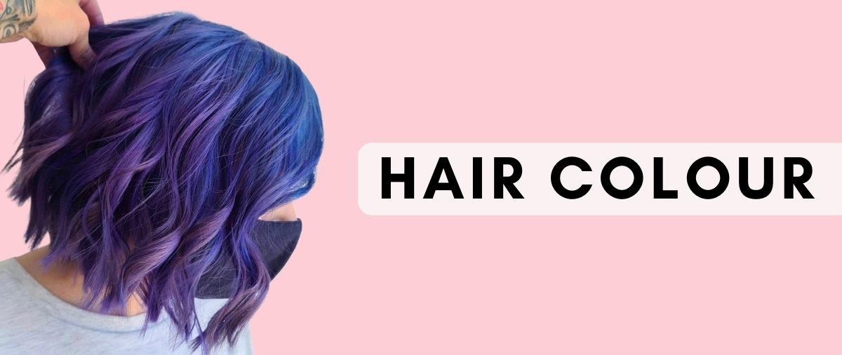 Hair Colour at Hair Ministry Banner