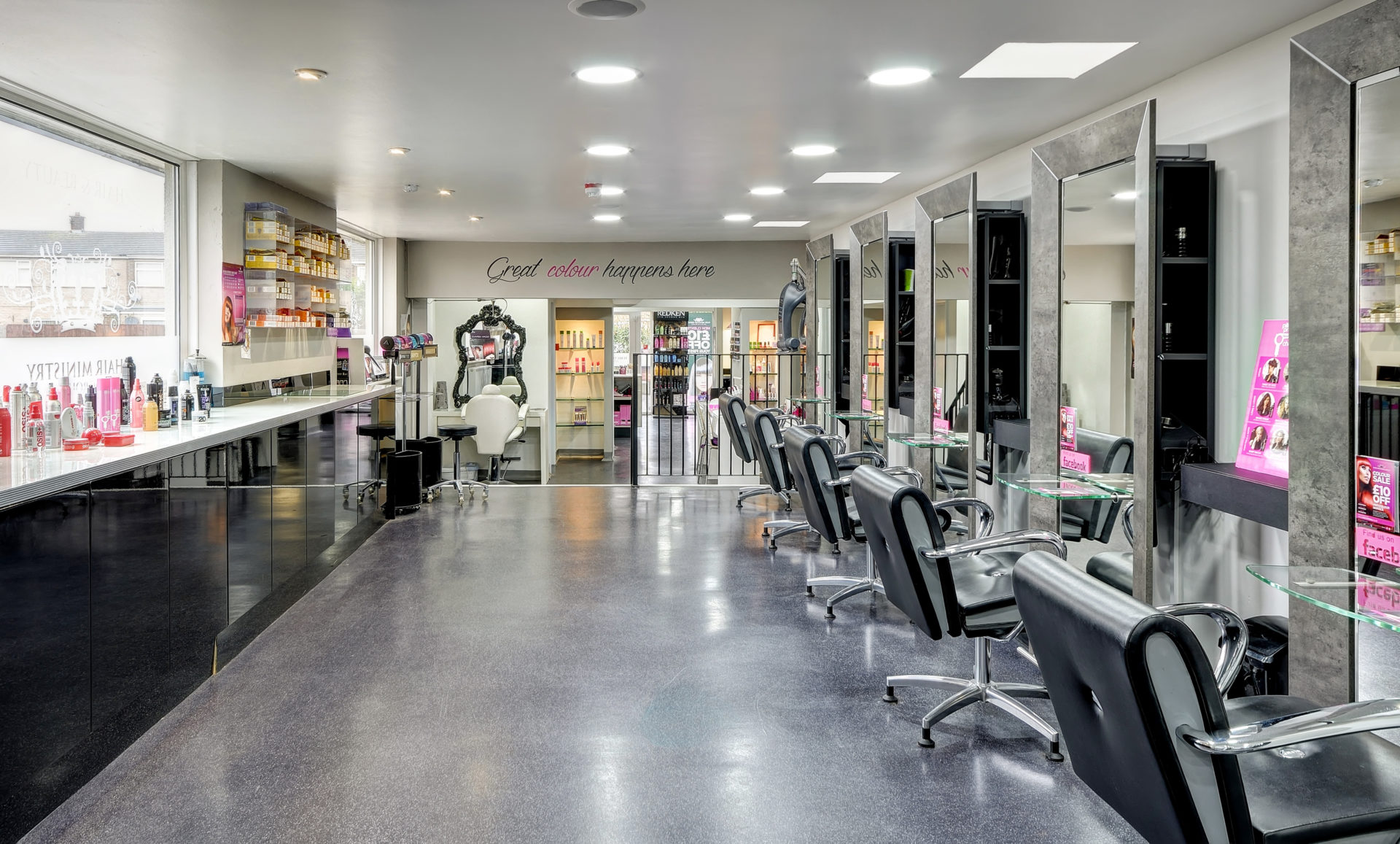 Hair Ministry Foxhall Road 13