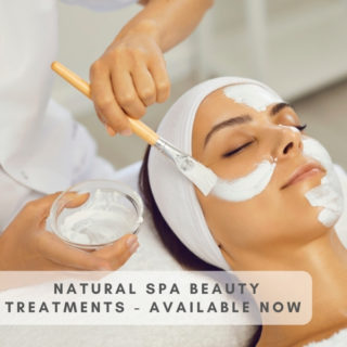 Say Hello to Natural Spa Skincare
