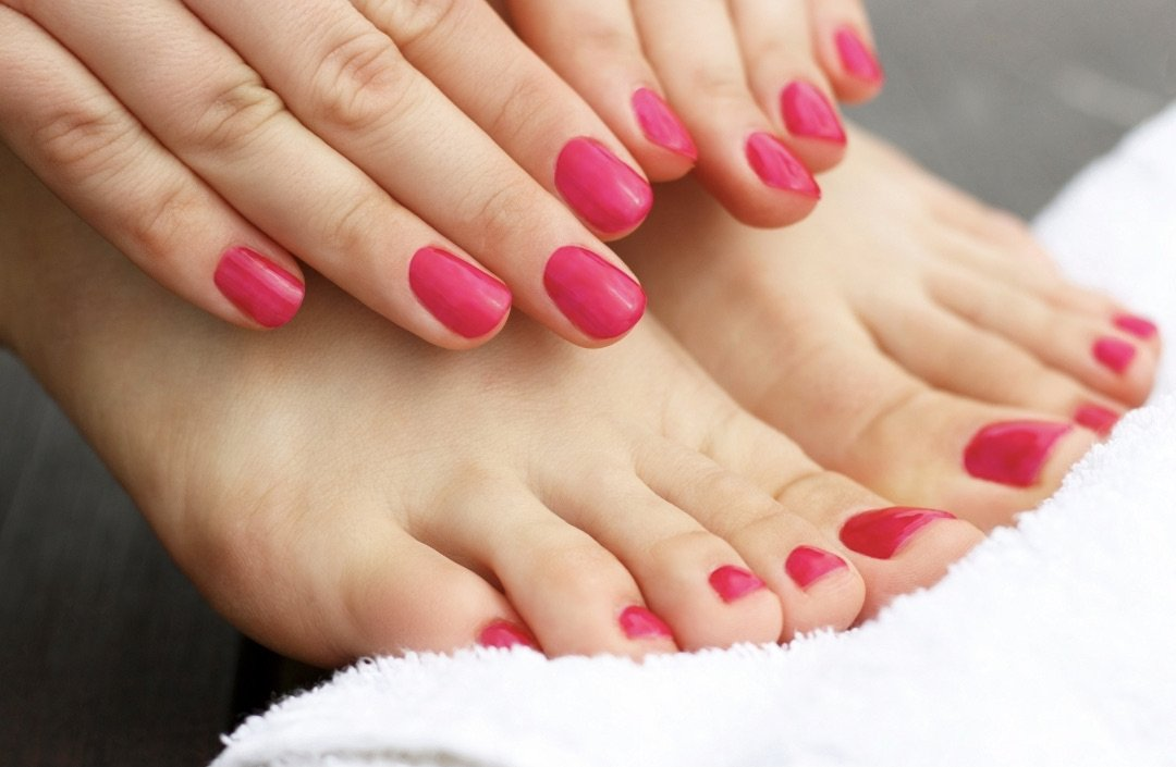 Hair Ministry Summer Treats ManicurePedicure