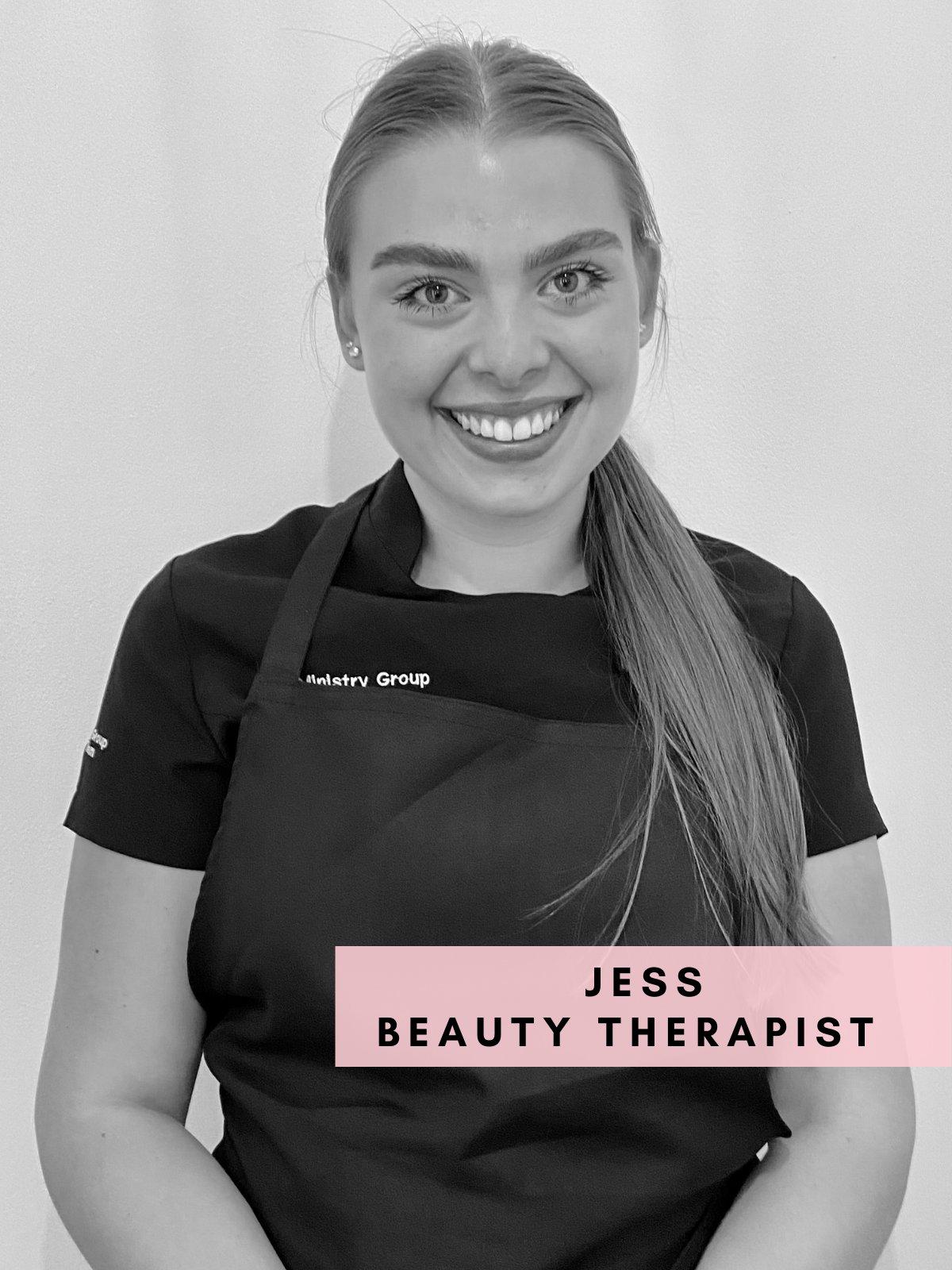 Jess – Beauty Therapist