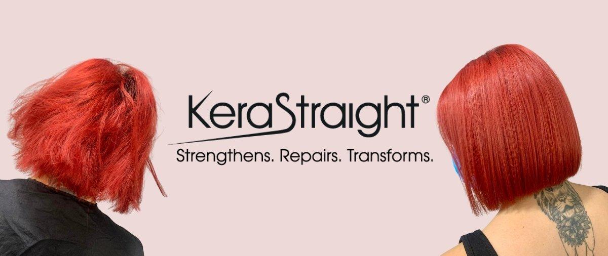 Kerastraight at Hair Ministry banner