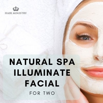 Natural Spa Illuminate Facial - For Two