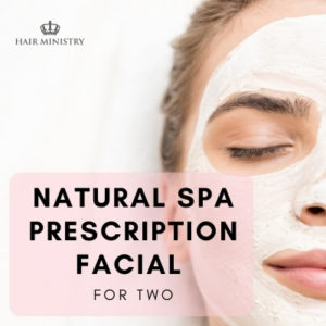 Natural Spa Prescription Facial - For Two