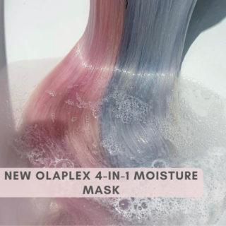 The New Olaplex 4-IN-1 Moisture Mask