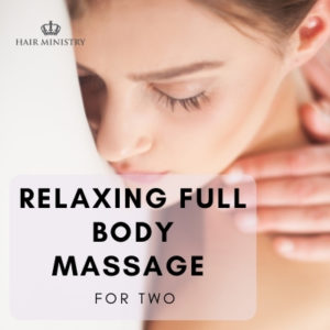 Full Body Massage - For Two