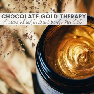 Chcocolate Gold bundle at hair ministry cover