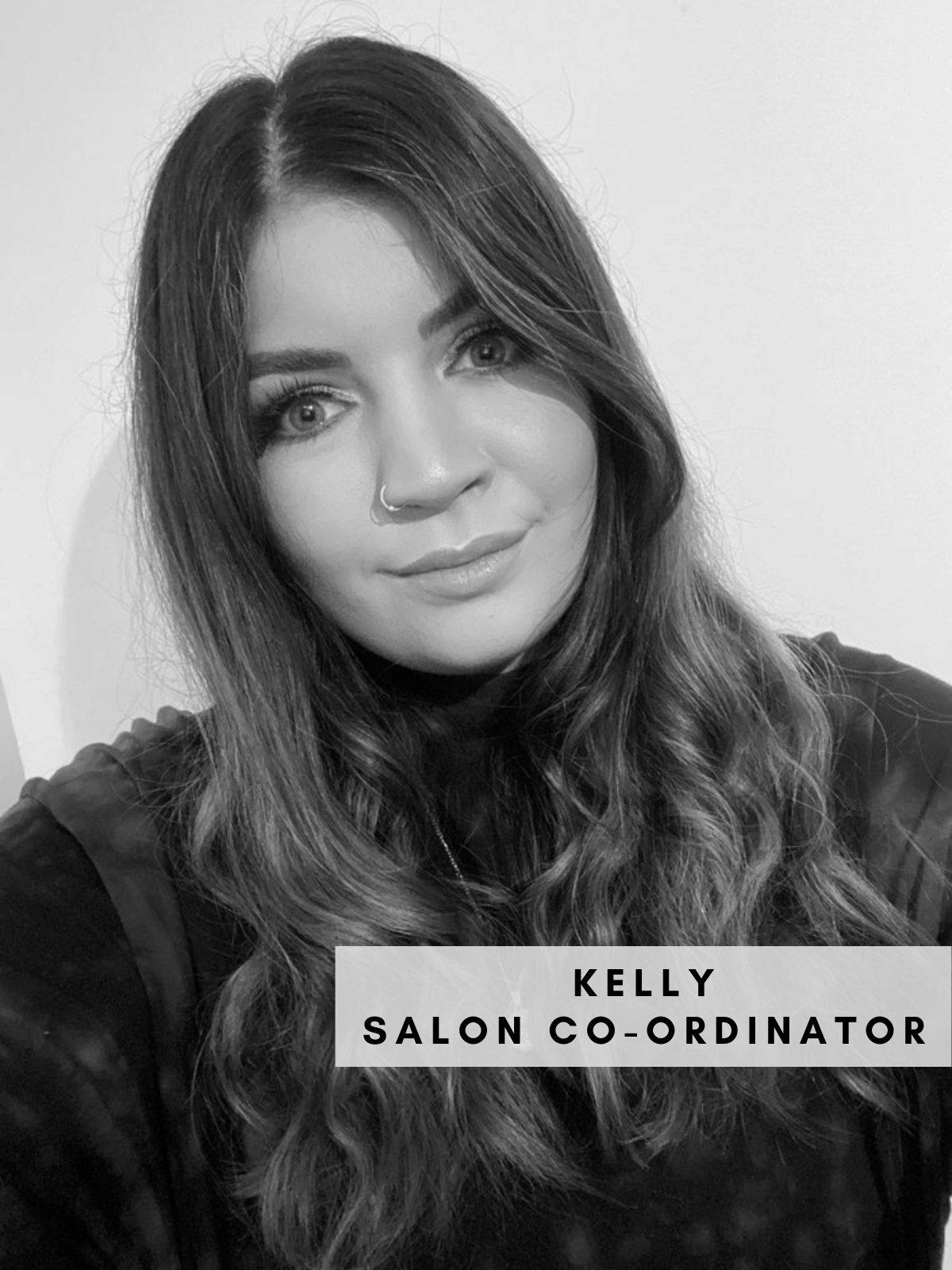 Kelly – Salon Co-ordinator