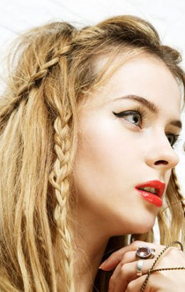 Festival Hair Ideas at Hair Ministry Group Salons in Ipswich