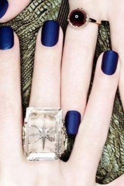 deep-blue-nail-polish