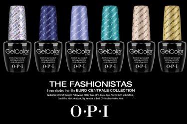 OPI gel nails shellac CND nails two week nail varnish polish