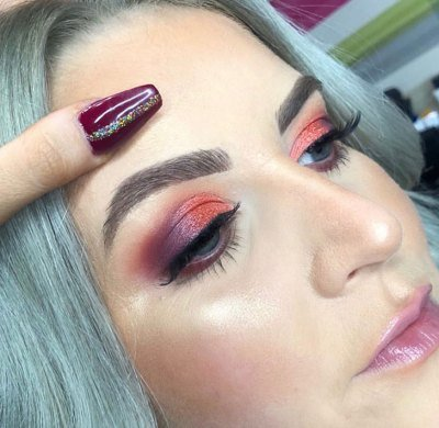 Professional Make-Up Application at Top Ipswich Beauty Salons