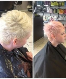 blonde-before-and-after-haircut-hair-ministry-hairdressing-pinewood-salon-rushmere-salon-capel-st-mary-salon-foxhall-salon